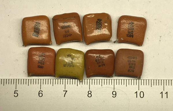 КМ рыжие 1М0, М68 с датой и Н90