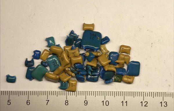 КМ Болгария желтые синие (не магнитные)