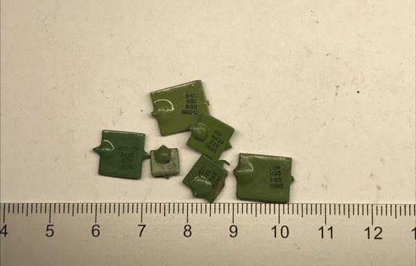 КМ зеленые Н30