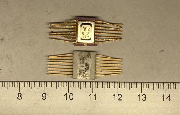 Микросхема 564 без подложкой 16 ног новая