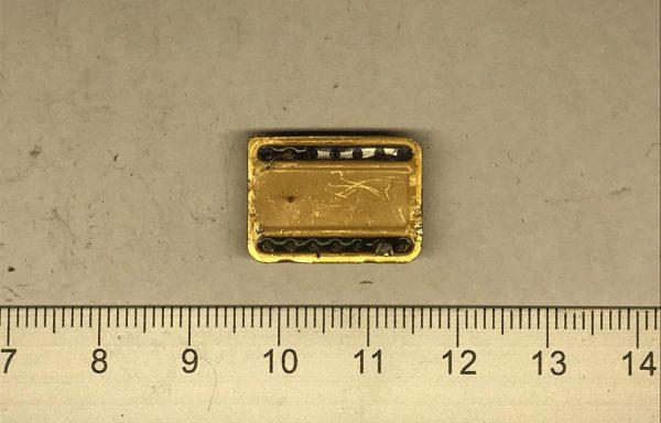 Микросхема КТС 613 желтое дно б/у