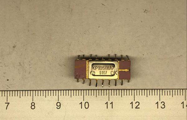 Микросхема 564 16 ног б/у