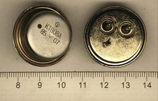 Транзистор КТ802,803,808,908 до 12,91год