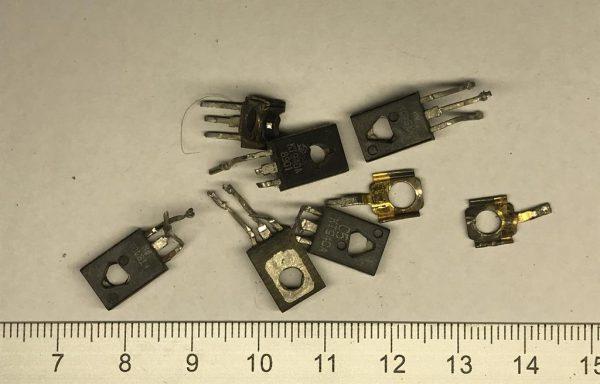 Транзистор КТ814-817 и подобные