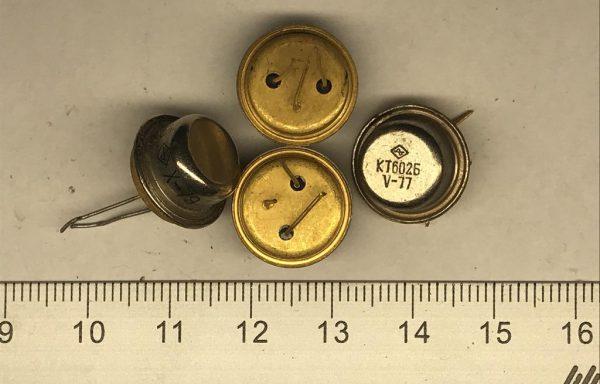 Транзистор КТ602,604 б/у