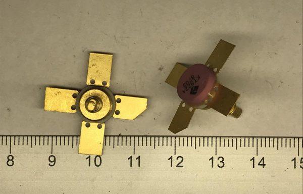 Транзистор  КТ920,922,934 Большой Вертолёт новый