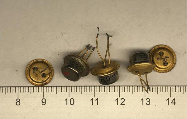 Транзистор КТ601,603,605,608 и подобные Б\У