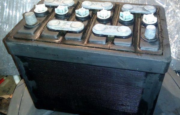 Аккумуляторы Эбонитовые