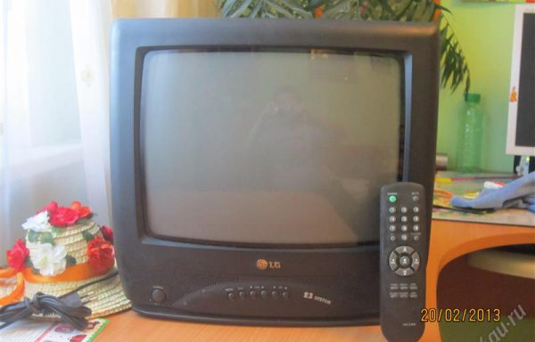 Телевизор Импортный 14″ 30см Экран