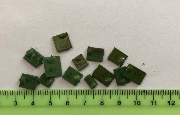 Км зеленые 5V