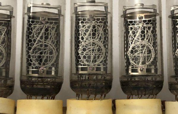 Лампа ИН-14 б\у